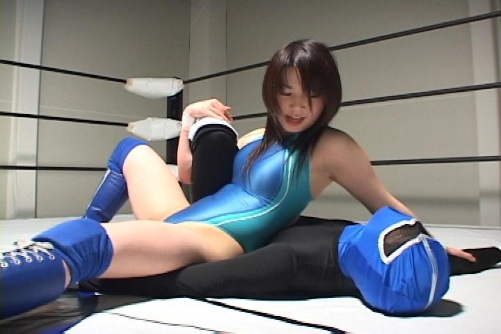 【ミックスファイト】格闘リングで男と女がガチでプロレス!